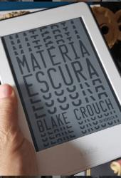 Livro: Matéria Escura (para os fãs de DARK)