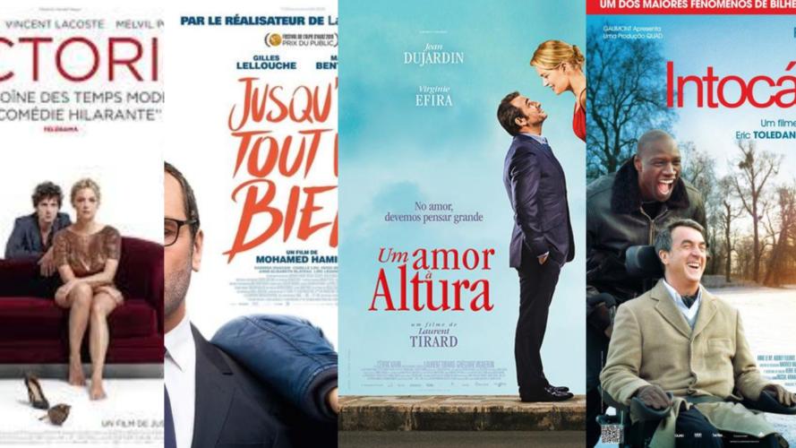 12 filmes franceses que eu recomendo