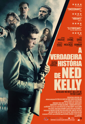 Cinema: A Verdadeira história de Ned Kelly