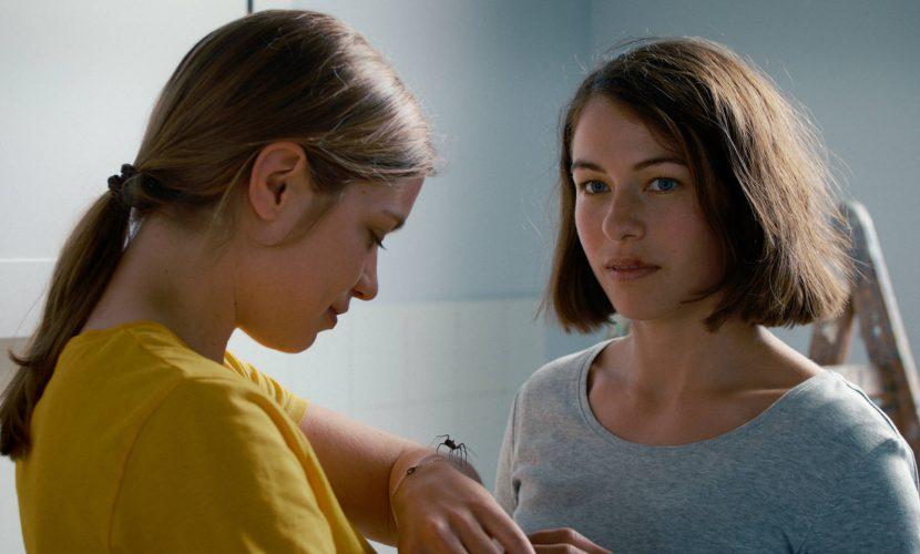 Cinema: A Garota e a Aranha